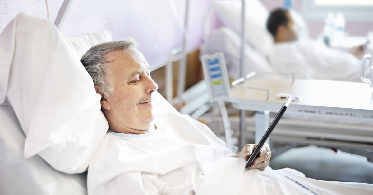 private krankenversicherung im spital uniqa sterreich. Black Bedroom Furniture Sets. Home Design Ideas